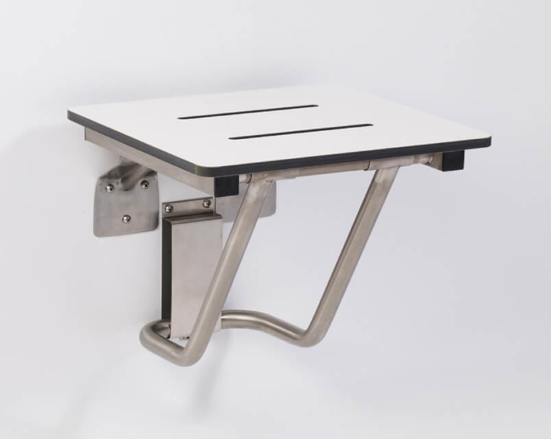 Folding Shower Seats | Elcoma Metal Fabricating & Sales, Inc.